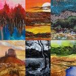 Micah Goguen - Textured Landscape Sampler