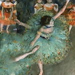 Micah Goguen - Meet the Masters: Impressionism Series (Edgar Degas)