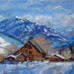 Lorie Merfeld-Batson - American Impressionist Society Small Works Showcase