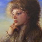 Anna Toberman - Richeson75 International Small Works 2021