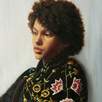 Anna Toberman - NOAPS 2021 Best of America Small Painting Exhibition