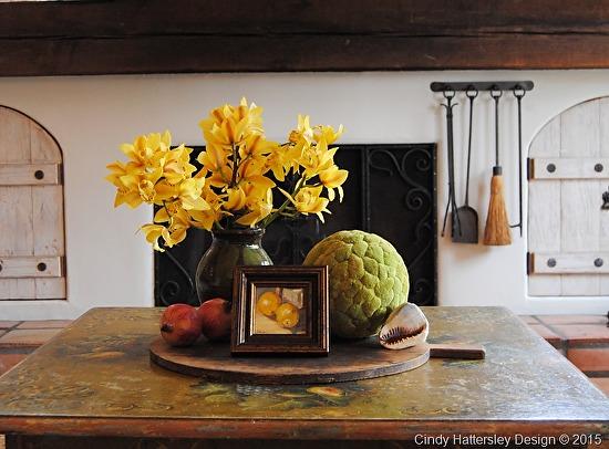 Two Lemons on Rough Luxe Blog - Oil