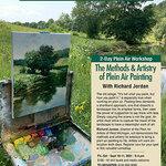 Richard Jordan - The Methods & Artistry of Plein Air Painting