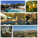 Lena Thynell - Plein Air Watercolor Workshop Andalusia, Spain 2020 Lena Thynell