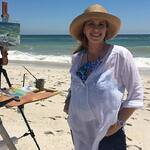 Jessica Henry Gray - Portrait and Plein Air Painting in Destin, Florida
