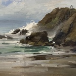 Jessica Henry Gray - Oregon Coast Plein Air