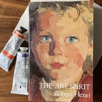 maggie capettini - Read & Paint: The Art Spirit