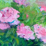 maggie capettini - Paint the Peonies at Historic Schweikher House