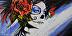 Dia de las Muertos Beauty by Terry Sigler