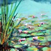 Reeds and Lillies