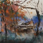 Keiko Tanabe - Watercolor Painting Paint-Along (Private)