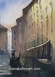 Cavalletto, Venice II