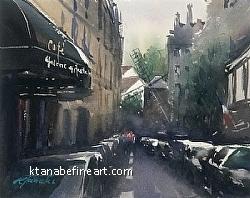Paris Caf� XII (Montmartre)