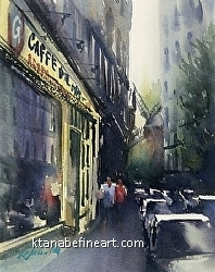 Paris Cafe XIV