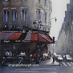 Paris Caf� XXXI (Le Musset)