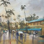 Keiko Tanabe - 4-day Watercolor Workshop