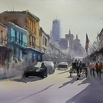 Keiko Tanabe - 5-Day Watercolor Workshop