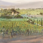 Keiko Tanabe - Watercolor Workshop - No Fear Approach to Watercolor