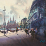 Keiko Tanabe - 3-Day Watercolor Workshop