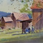 Keiko Tanabe - Watercolor Painting Workshop