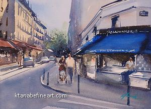 Paris (#12) possoinnerie (blog) by Keiko Tanabe  ~  x