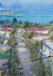 San Pedro, California III