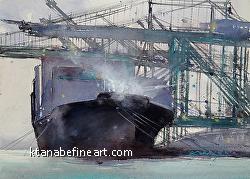 San Pedro Shipyard I