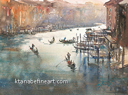 Canal Grande, Venice VII