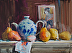 O cha with Pears by Lange Marshall