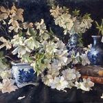 Jenny Buckner  - Adv. Floral Workshop(full, waitlist available)