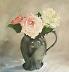 Still Life in Black Vase by Sharleen Boaden
