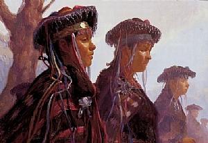An example of fine art by John Burton