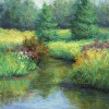 Meadow-rue and Creek Banks