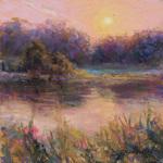 Kathleen Kalinowski - Painting the Luminous Landscape with Pastel