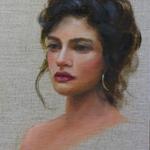 Linda Vice - Portrait Steps