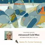 Dianna Fritzler - Advanced Cold Wax