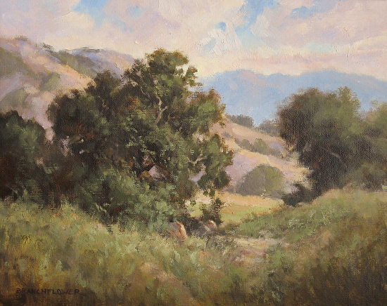 Guardians of the Valley - Oil