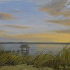 Sunset, Boat House