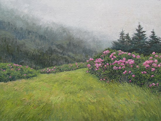 Mountain Mist - Oil