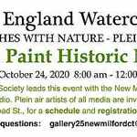 Diane Dubreuil - Brushes with Nature Plein Air Event