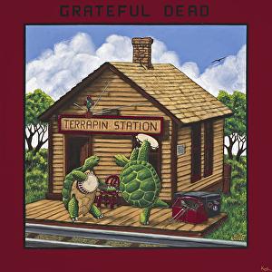 Dead - Terrapin Station by Terrapin Station Skull