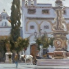 Cathedral Square, Seville