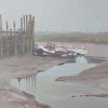 Misty Morning, Morston Quay