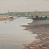 Low tide, Burnham Overy Staithe