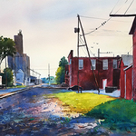 Christopher Leeper - Plein Air Watercolor