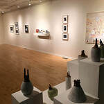 Anya Leveille - Five Points Gallery 2020 Small Works Juried Exhibition
