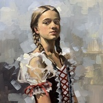 Peter Bucks - Oil painters of America Salon Exhibition of Traditional oils 2021