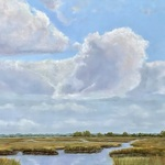 Rosie Phillips - Charleston Gallery Associaton First Friday Art Walk