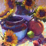 Anton Nowels - Plein Air Still Life:  Creating the Illusion of Light using Color
