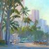 Waikiki at Sunrise
